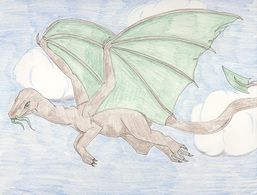 Flight by Midorii-kiri