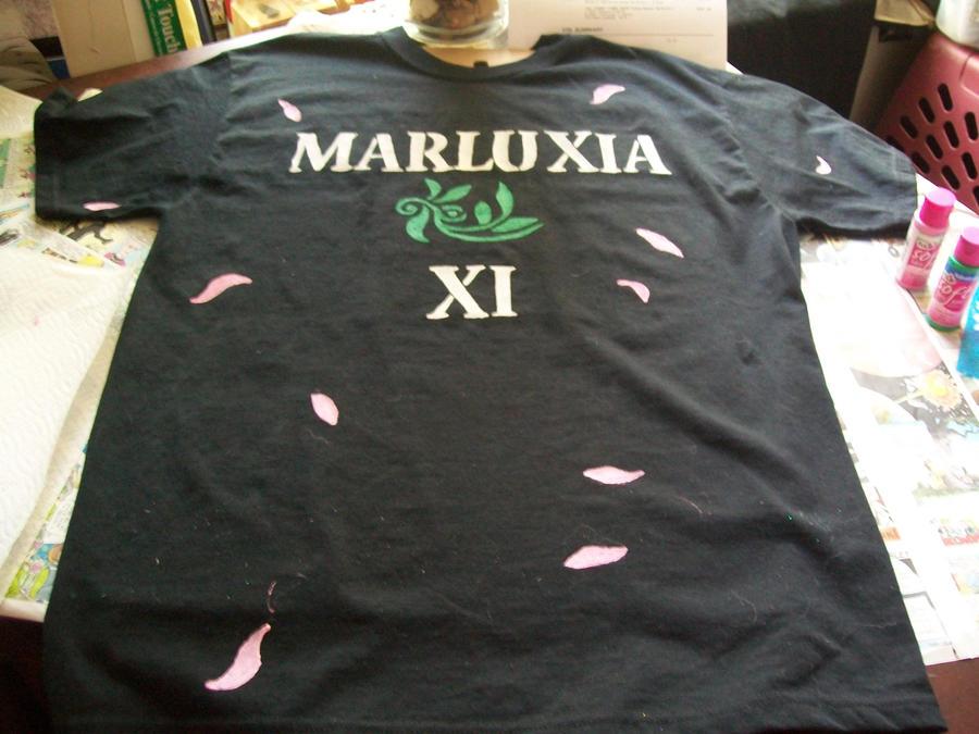 Marluxia Shirt Front by Midorii-kiri
