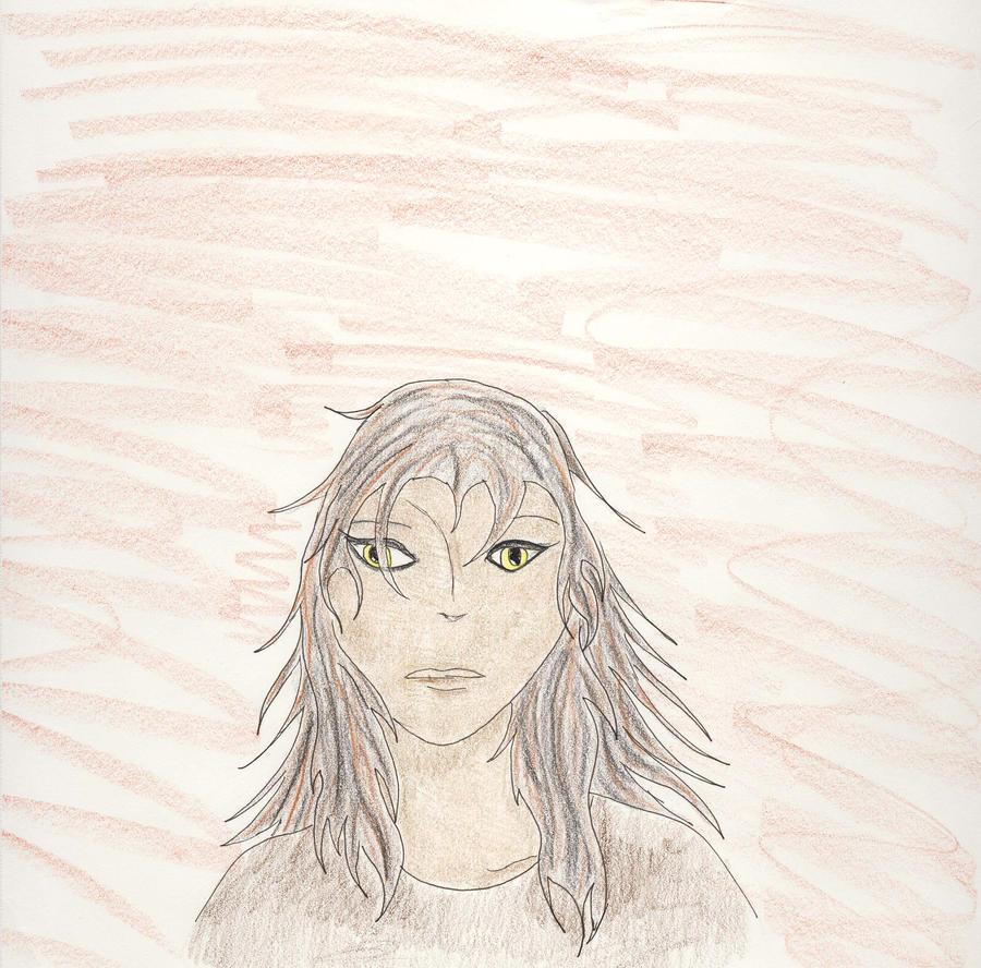 Icaris Bust by Midorii-kiri