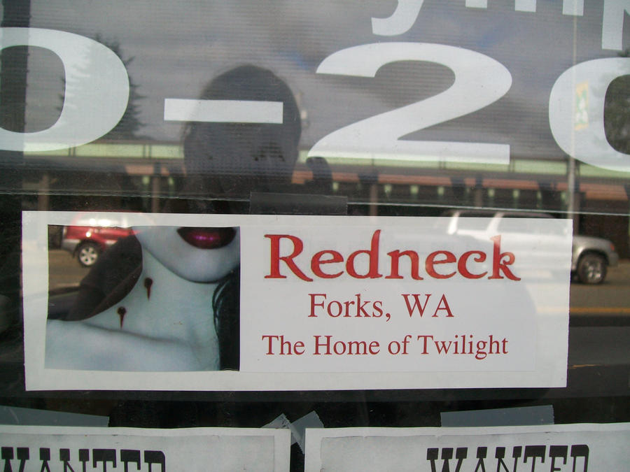 Redneck in Forks by Midorii-kiri