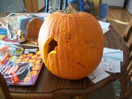 Pumpkin Scythe by Midorii-kiri