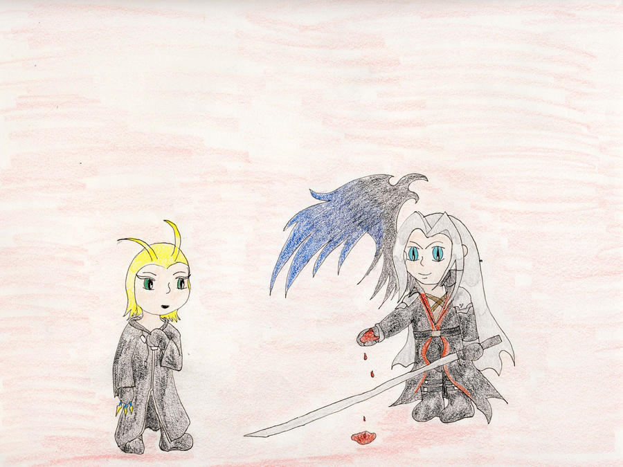 I Got You A Heart by Midorii-kiri