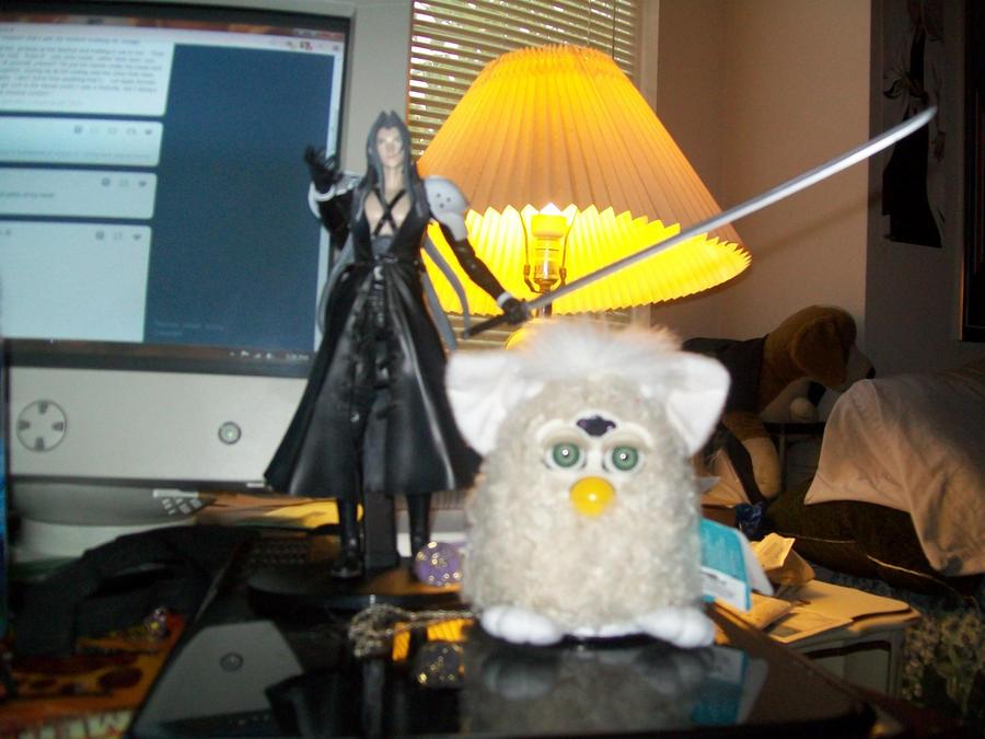 Sephiroth's New Army by Midorii-kiri