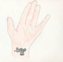 Hand by Midorii-kiri