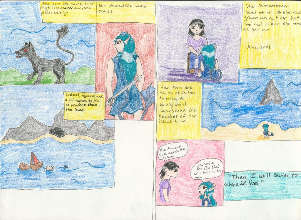 Finding the Ahuizotl pg 1 by Midorii-kiri