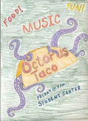 Octopus Taco