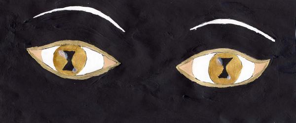 No. 37: He's Watching You by Midorii-kiri