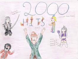 2000 hits by Midorii-kiri