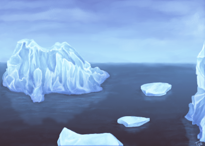 Iceberg by Tanize
