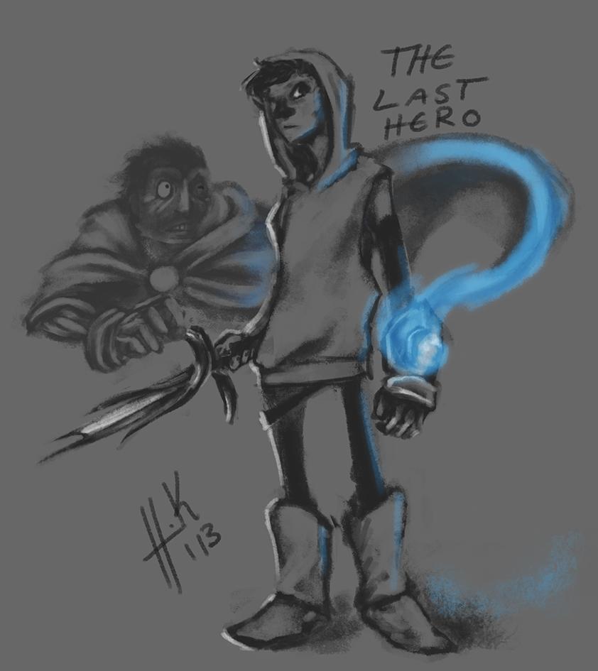 Last Hero skadoosh by Tanize