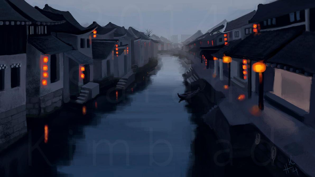 Lanterns by Tanize