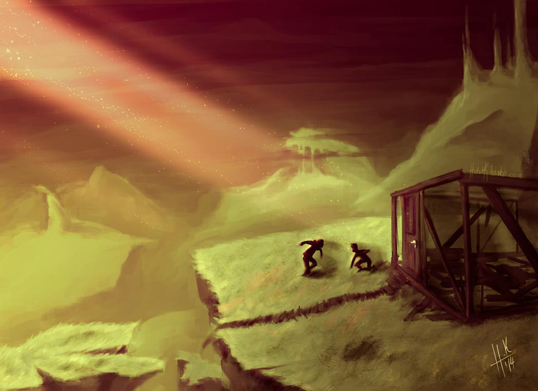 Sunbeam warmup by Tanize