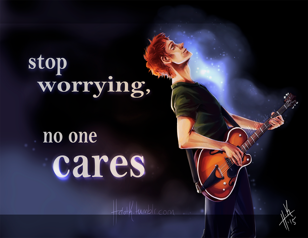Stop Worrying by Tanize