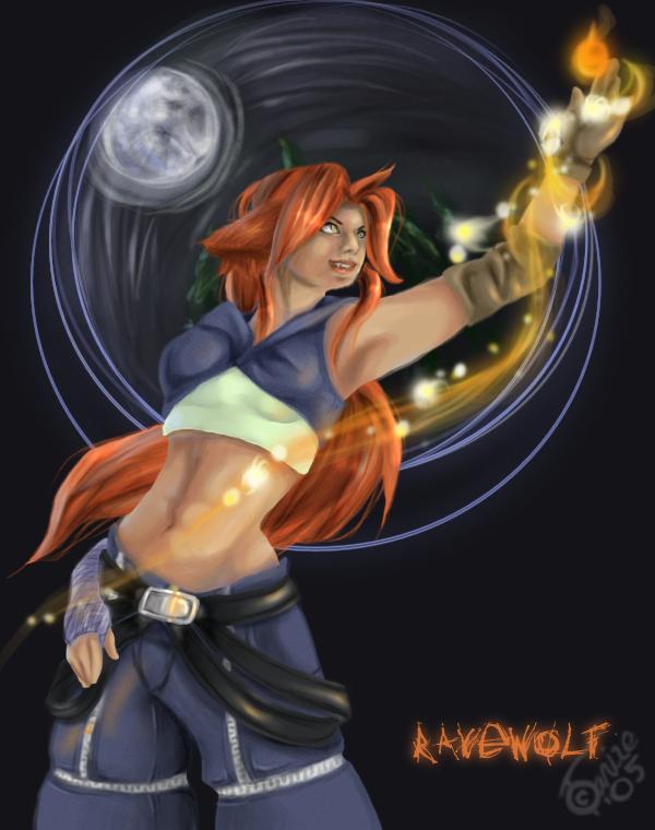 RaveWolf by Tanize