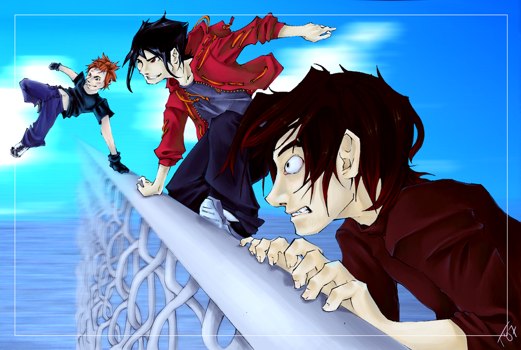 Run away, Run away... by Tanize