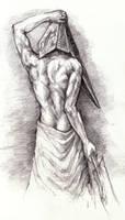PYRAMID HEDD by Queen-Bastet