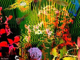 Davy Jones' Locker by nosuchthingasnothing