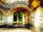 Waverley Abbey, Farnham, Hants (Abstract)