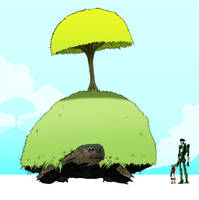 Tortoise Hill by Samorai
