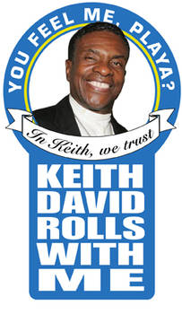 Keith David Rolls With Me