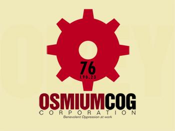 Osmium Cog Corporation by Samorai