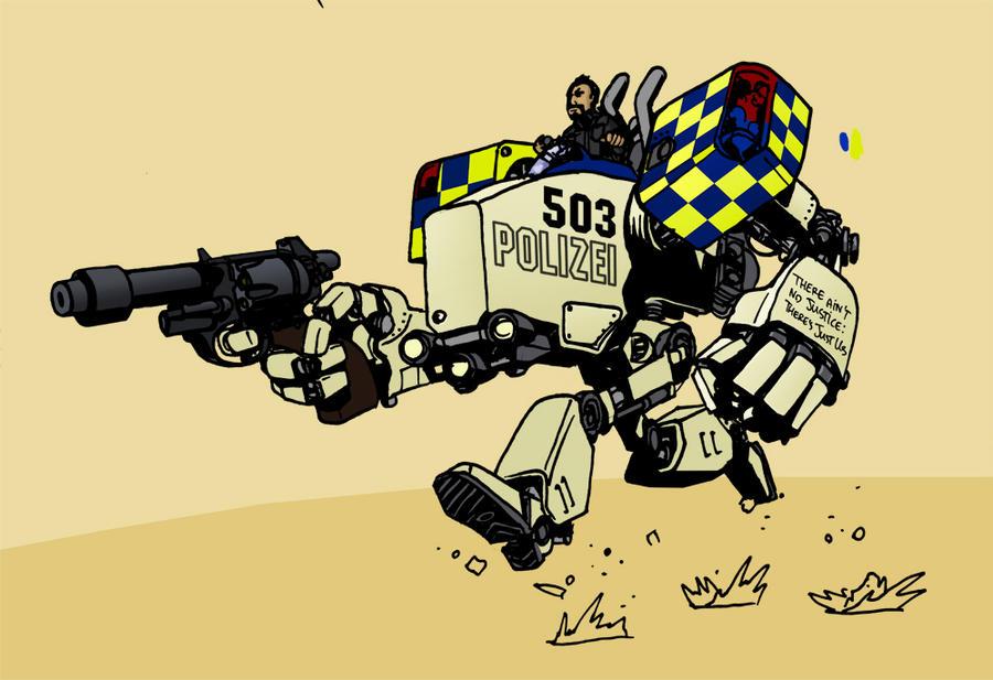 Manchester Polizei RIG PatrolB
