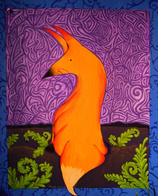 The Fox by kimchan