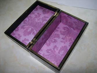 Cherry Blossom Box Interior by kimchan