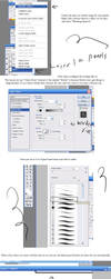 Easy Photoshop panel tutorial by TedChen