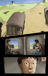 Blood of the Innocent: Page 1