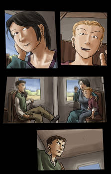 Blood of the Innocent: Page 2