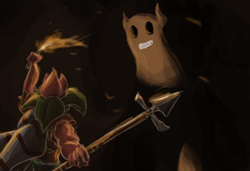 A Slap in the Dark
