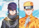Naruto And Sasuke The Last The Movie