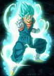 Vegetto Blue!! Dragon Ball Super
