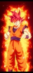 Manga 22 Dragon Ball Super - Goku SSG by SenniN-GL-54