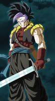 Gohanks - Super Dragon Ball Heroes by SenniN-GL-54