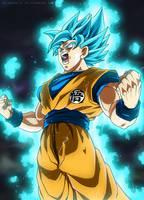 Goku - Universe Survival by SenniN-GL-54