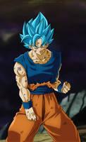 Goku Damaged - Universe Survival by SenniN-GL-54