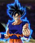 Goku Ultra Instinct - Dragon Ball Super