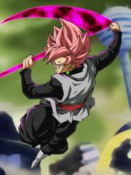Black Goku OZ by SenniN-GL-54
