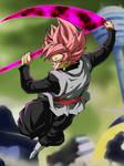 Black Goku OZ