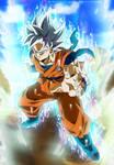 Goku Perfect Ultra Instinct - Clothes of CC
