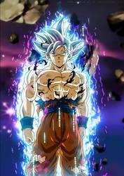 Goku new Form 2 - Ch 130 by SenniN-GL-54