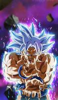 Goku Ultra Instinct Silver
