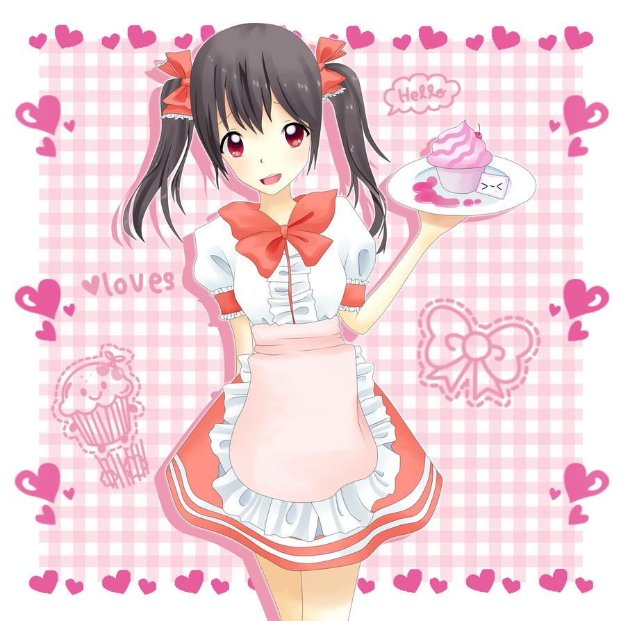 Nico Love Live! by SpecialPikachu