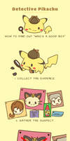 Detective Pikachu: Who's a Good Boy?