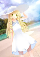 Lillie of the Archipelago by chyndea
