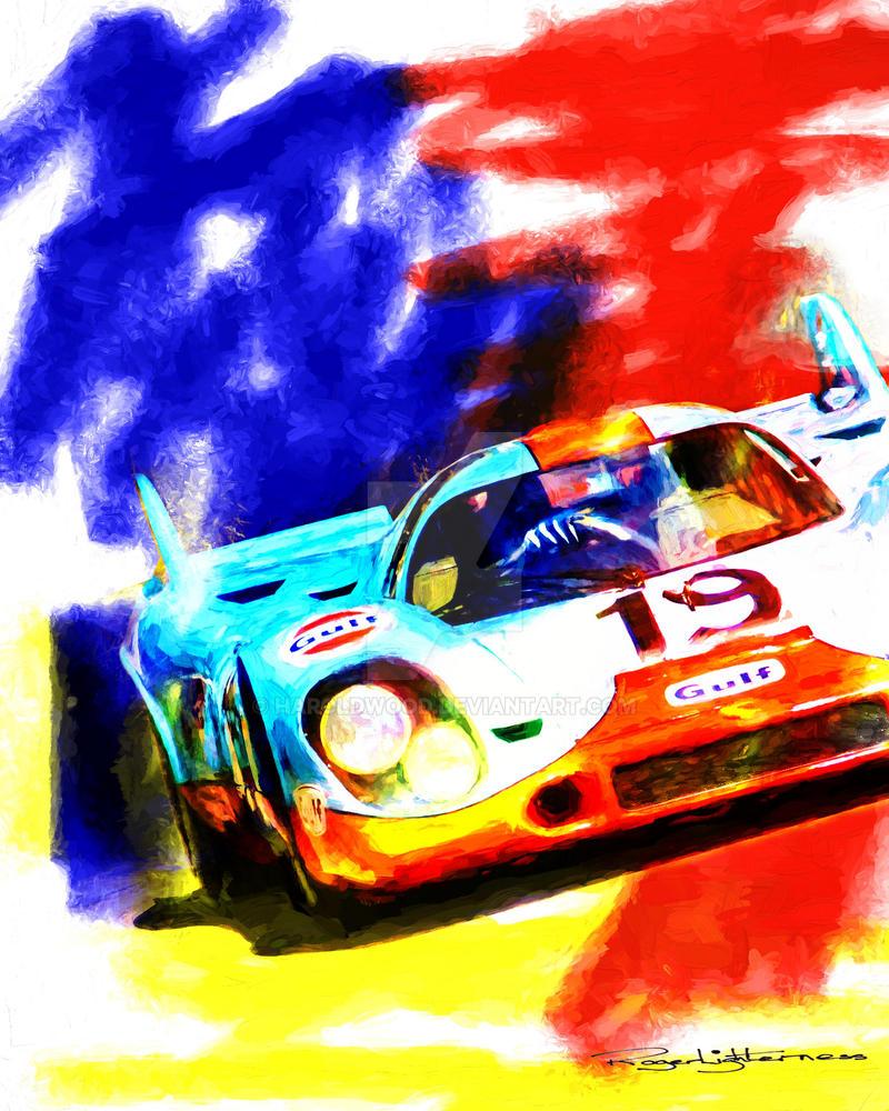 917 by HaroldWood