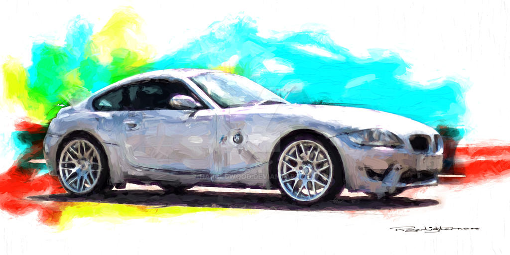 Z4 Coupe by HaroldWood