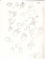 Hands by RedVulpix009